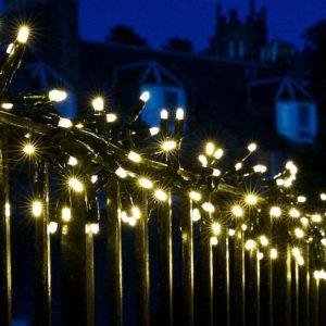 PVC wire LED String Light