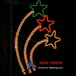 christmas motifs lights
