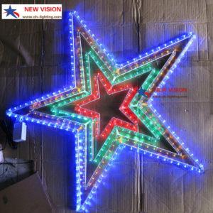 led christmas ornaments