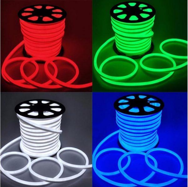 LED flex neon light