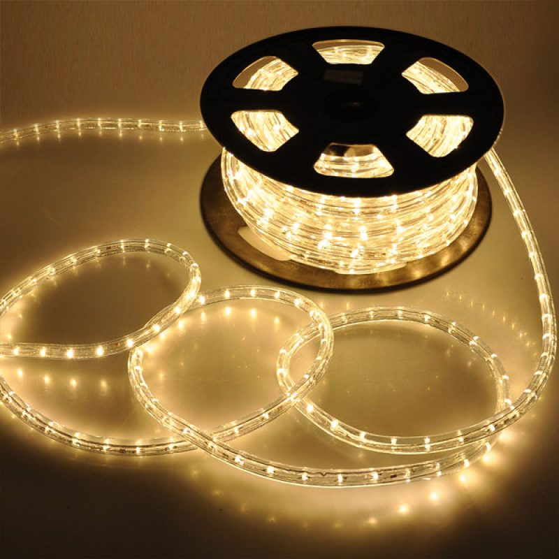 warmwhite led rope light